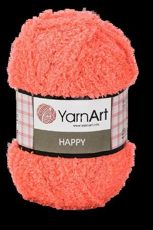 YarnArt Happy kolor łososiowy 787 (1)