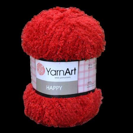 YarnArt Happy kolor czerwony 783 (1)