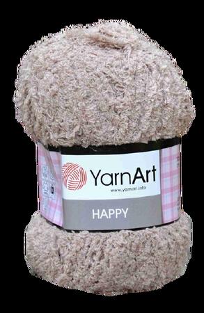 YarnArt Happy kolor ciemny beż 781 (1)