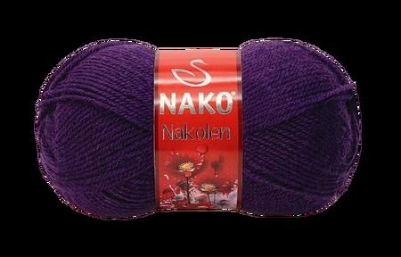 Nako NAKOLEN kolor ciemny fiolet 188 (1)