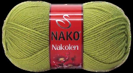 Nako NAKOLEN kolor jasna zieleń 23107 (1)
