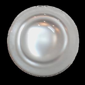 Guzik Ø 15 mm kolor perłowy