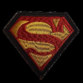 Naprasowanka / łata TERMO 8 x 7 cm SuperMan