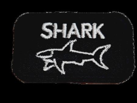Naprasowanka / aplikacja TERMO 5x3 cm SHARK (1)