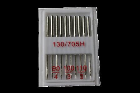Igły do maszyn domowych KOMPLET rozmiary 90 / 100 / 110 (1)