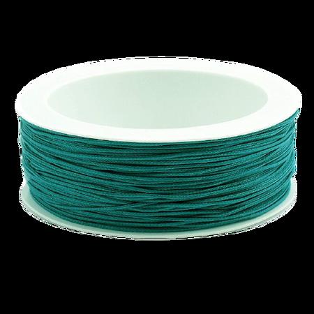 Sznurek żaluzjowy / do makram / łazienkowy / do sutaszu kolor MORSKI sz11 (1)