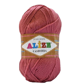 Alize Cashmira kolor ciemny róż 536