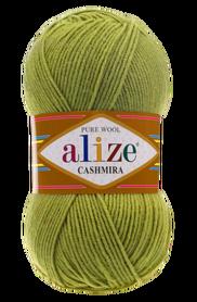 Alize Cashmira kolor pistacjowy 193