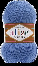 Alize Cashmira kolor niebieski 303