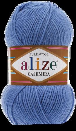 Alize Cashmira kolor niebieski 303 (1)