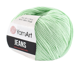 Yarn Art Jeans 79 kolor miętowy