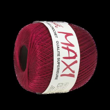 MAXI Altin Basak kolor burgundowy 9522 (1)