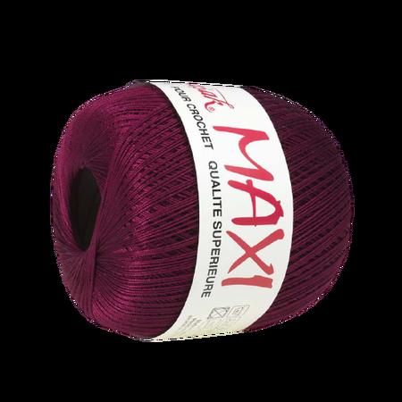 MAXI Altin Basak kolor bordowy  9537 (1)